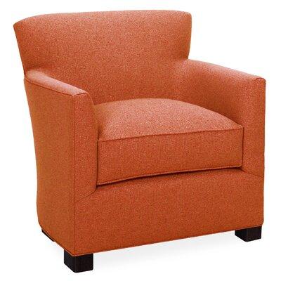 Rowan Arm Chair Color: Tangelo