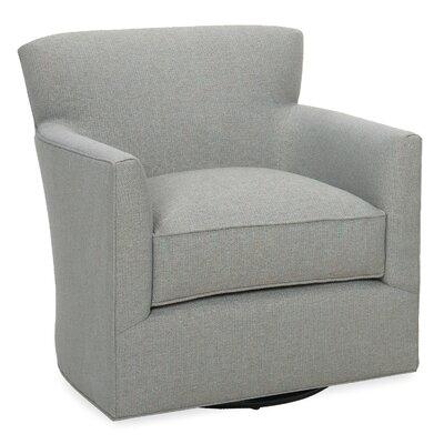 Rowan Swivel Lounge Chair Color: Pewter