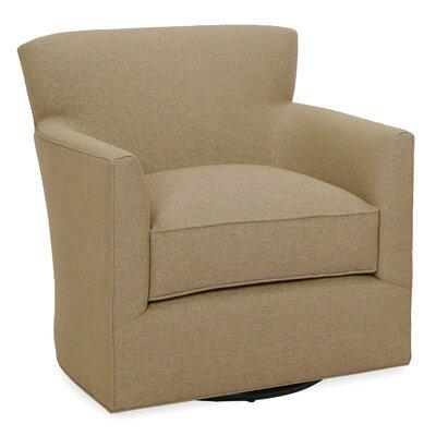 Rowan Swivel Glider Lounge Chair Color: Stone
