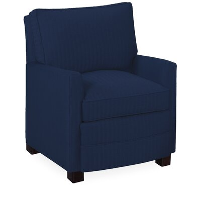 Sawyer Armchair Upholstery: Navy
