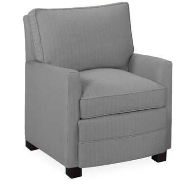 Sawyer Armchair Upholstery: Pewter