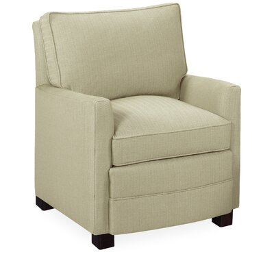 Sawyer Arm Chair Color: Beige