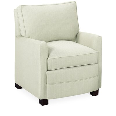 Sawyer Armchair Color: Cream