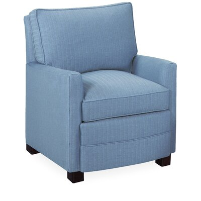 Sawyer Armchair Color: Sky