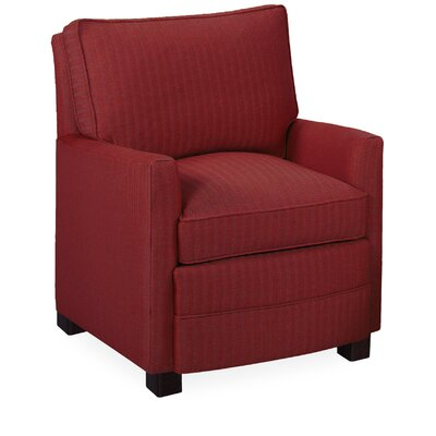 Sawyer Armchair Upholstery: Cherry