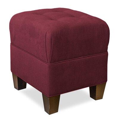 Mondo Ottoman Upholstery: Merlot
