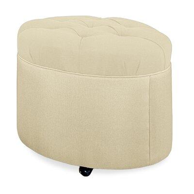 Mondo Ottoman Upholstery: Beige