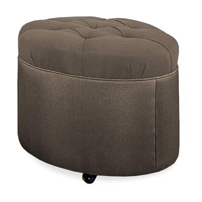 Mondo Ottoman Upholstery: Truffle