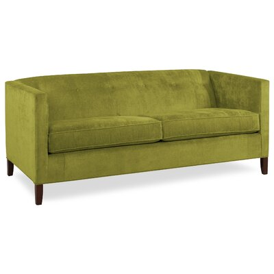 City Spaces 82 Park Avenue Sofa Upholstery: Grass