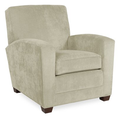 City Spaces Lexington Arm Chair Color: Cream