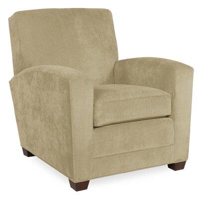 City Spaces Lexington Arm Chair Color: Beige