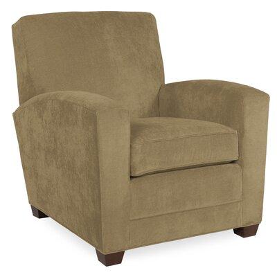 City Spaces Lexington Arm Chair Color: Stone