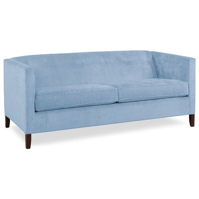 City Spaces Park Avenue Sofa Upholstery: Sky