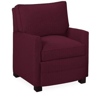 Sawyer Armchair Upholstery: Merlot