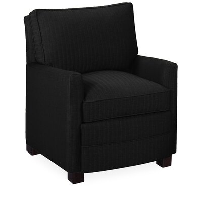Sawyer Armchair Color: Onyx