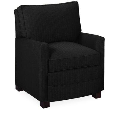 Sawyer Armchair Upholstery: Onyx