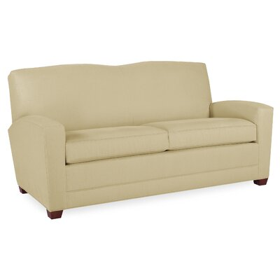 City Spaces Lexington Sofa Upholstery: Beige