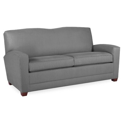 City Spaces Lexington Sofa Upholstery: Pewter