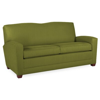 City Spaces Lexington Sofa Upholstery: Grass
