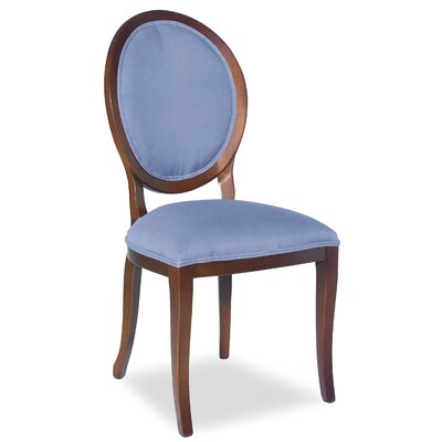 Divine Kayla Side Chair Upholstery: Found Air