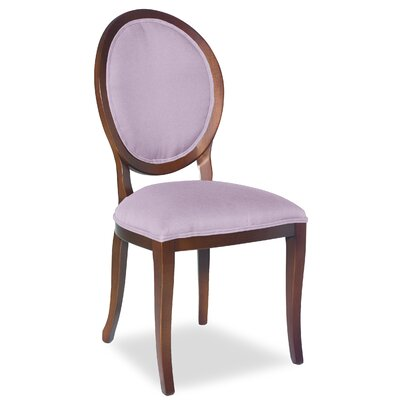 Divine Kayla Side Chair Upholstery: Found Lilac