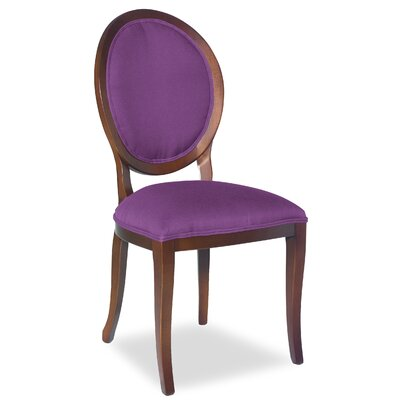 Divine Kayla Side Chair Upholstery: Found Zantium