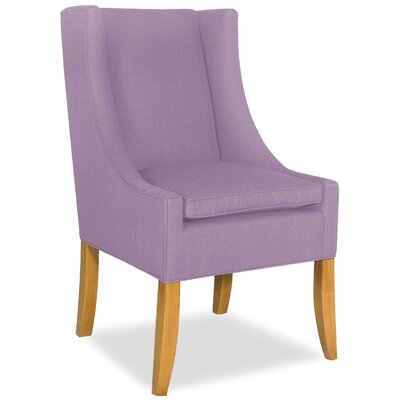 Divine Shirley Arm Chair Upholstery: Found Lilac