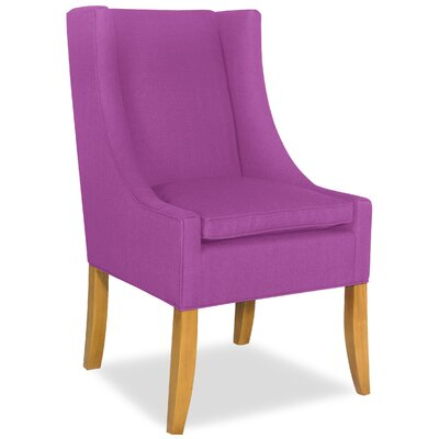 Divine Shirley Arm Chair Upholstery: Found Radiant Orchid