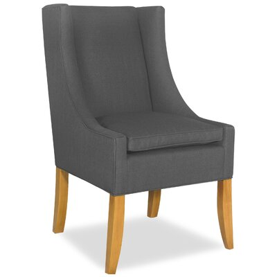 Divine Shirley Arm Chair Upholstery: Me Charcoal