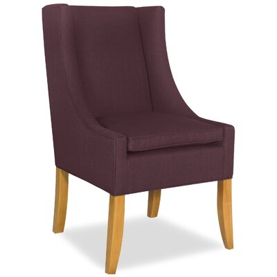 Divine Shirley Arm Chair Upholstery: Me Chestnut