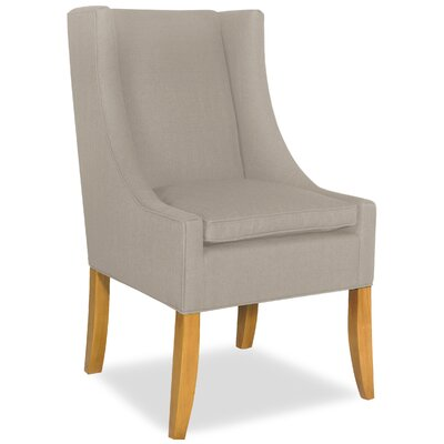 Divine Shirley Parsons Chair Upholstery: Me Cream