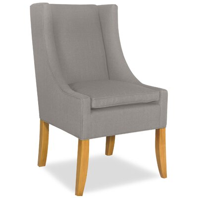 Divine Shirley Arm Chair Upholstery: Me Gravel