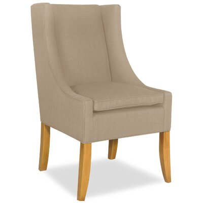 Divine Shirley Arm Chair Upholstery: Me Linen
