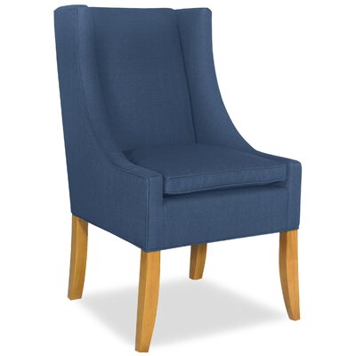 Divine Shirley Arm Chair Upholstery: Me Navy