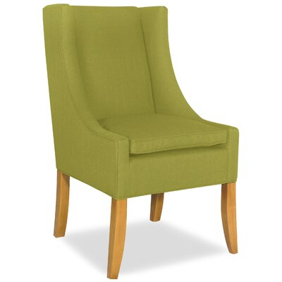 Divine Shirley Arm Chair Upholstery: Me Pear