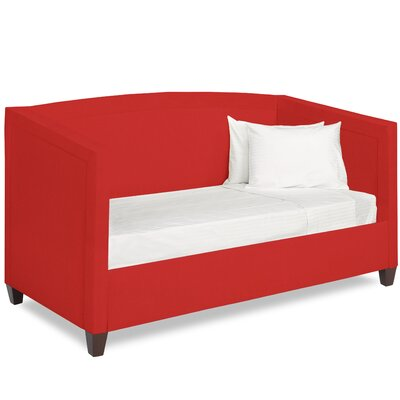 Dreamtime Daybed Size: Twin, Color: Scarlet