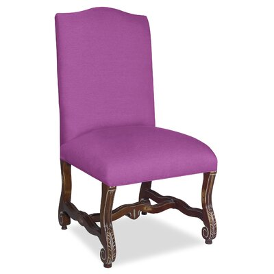 Divine Catherine Parsons Chair Upholstery: Found Radiant Orchid