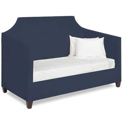Dreamtime Daybed with Mattress Size: Twin, Color: Navy