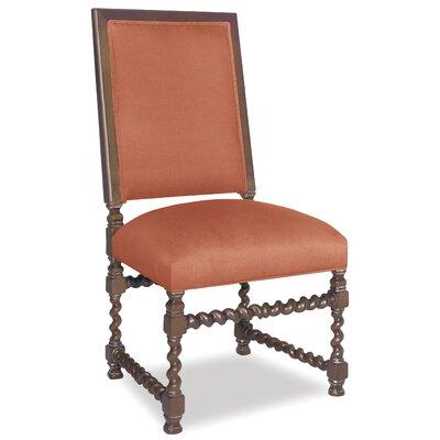 Divine Jordan Side Chair Upholstery: Me Tangerine