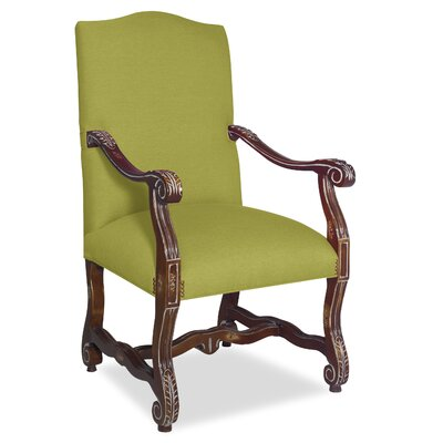 Divine Catherine Arm Chair Upholstery: Me Pear