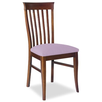 Divine Daniel Side Chair Upholstery: Found Lilac