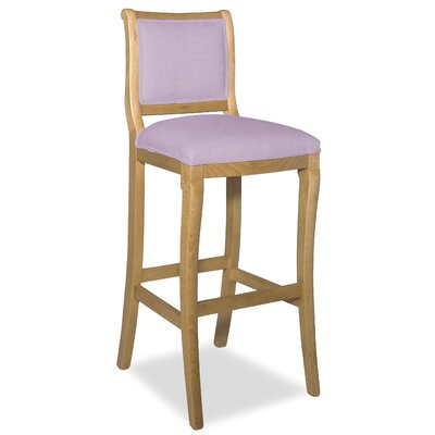 Divine 36.5 Bar Stool Upholstery: Found Lilac