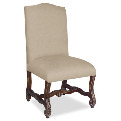 Divine Catherine Parsons Chair Upholstery: Me Linen