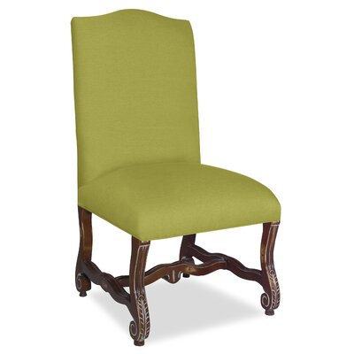 Divine Catherine Parsons Chair Upholstery: Me Pear