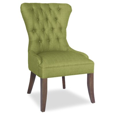 Divine Lauren Marie Side Chair Upholstery: Found Hemlock