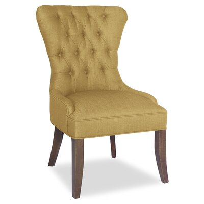 Divine Lauren Marie Side Chair Upholstery: Found Old Gold