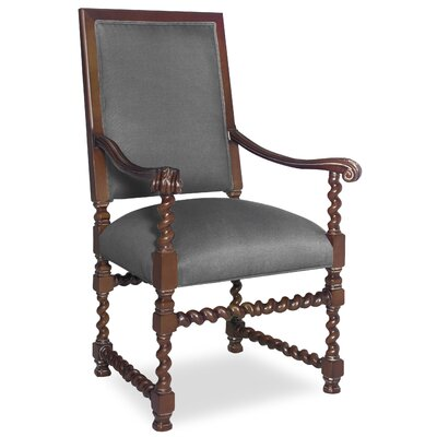 Divine Jordan Dining Chair Upholstery: Me Charcoal