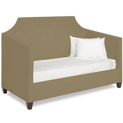 Dreamtime Daybed with Mattress Size: Twin XL, Color: Stone