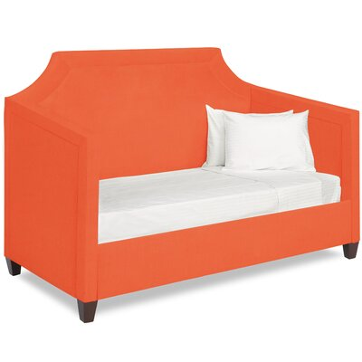 Dreamtime Daybed with Mattress Size: Twin, Color: Tangelo