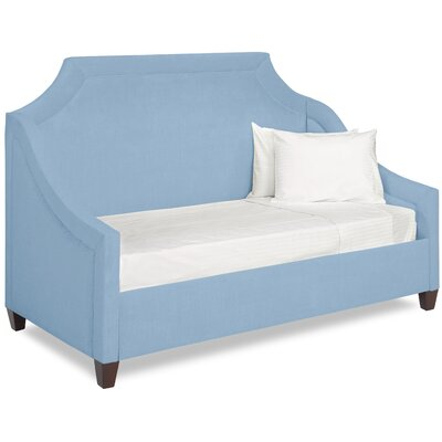 Dreamtime Daybed with Mattress Size: Twin, Color: Sky
